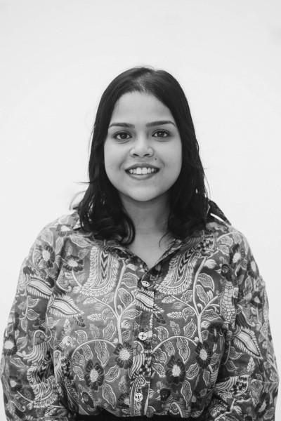 Portrait picture of Bidisha Biswas