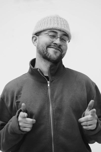 Portrait picture of Didrik Barman Røberg