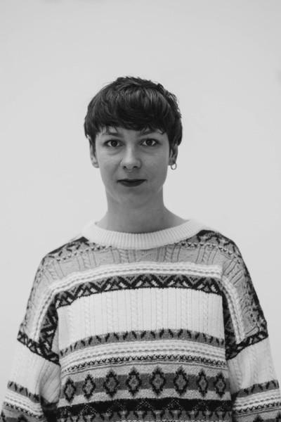 Portrait picture of Fanni Mária Gárdos