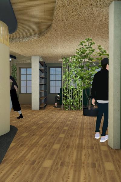The project Mellom fra og til