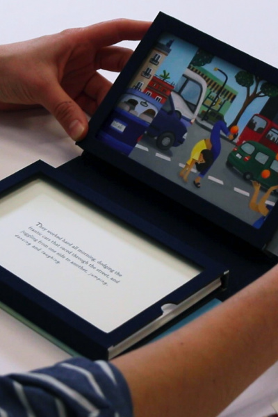 The project (De) Constructing the Picturebook