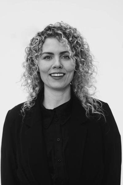 Portrait picture of Ragnheidur Björnsdóttir